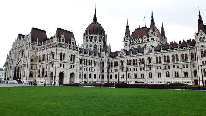 Cladirea parlamentului